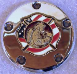 Harley FireFighter timing cover