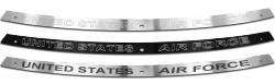FLHT Windshield Trim - US Air Force