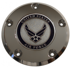 Harley US Air Force Timing Cover
