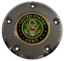 US Army Timing Cover Image