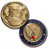 USAF Boom Operator Challenge Coin