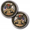 Army Core Values Challenge Coin