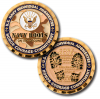 Navy Individual Augmentee Challenge Coin
