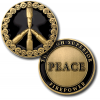Peace Through Superior Firepower Challenge Coin